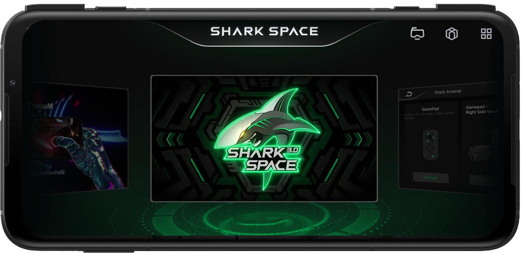 SharkSpaceGame